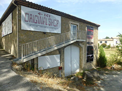 CARCASSONNE LOCAL COMMERCIAL 700M²