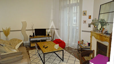 CARCASSONNE APPARTEMENT 2 CHAMBRES BALCON
